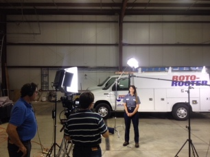 Video Taping and live streaming for employee training and multiple locations throughout the U.S.